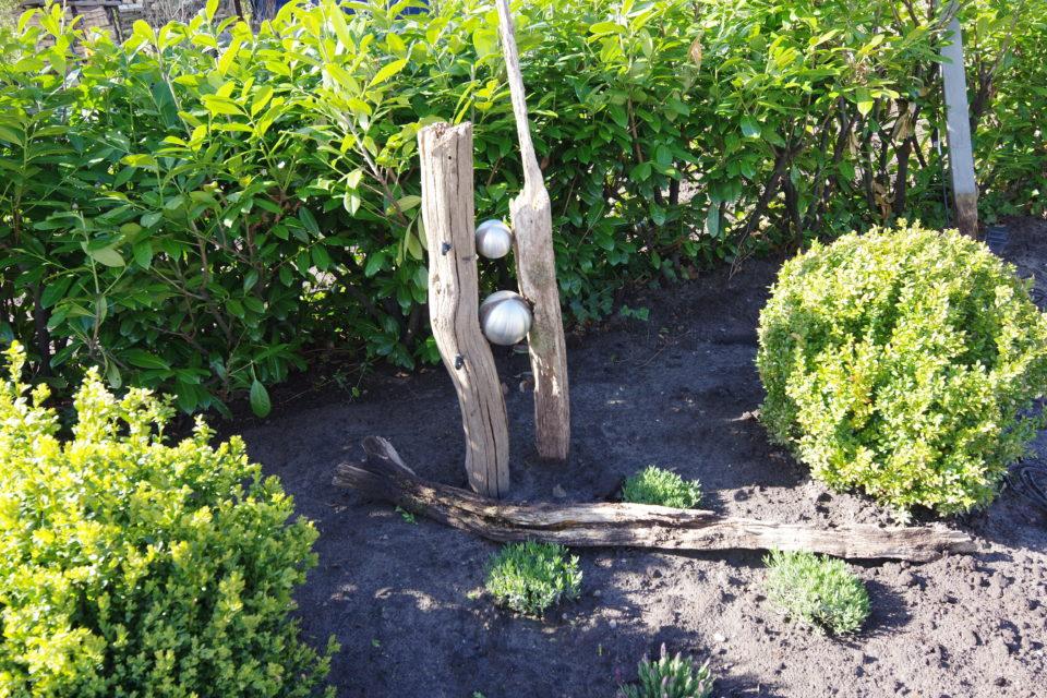 Kristins Gartenblog Rickelpfahl