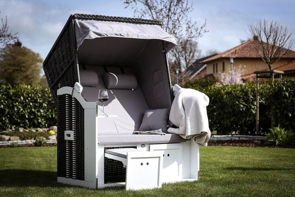 strandkorb de vries. Black Bedroom Furniture Sets. Home Design Ideas