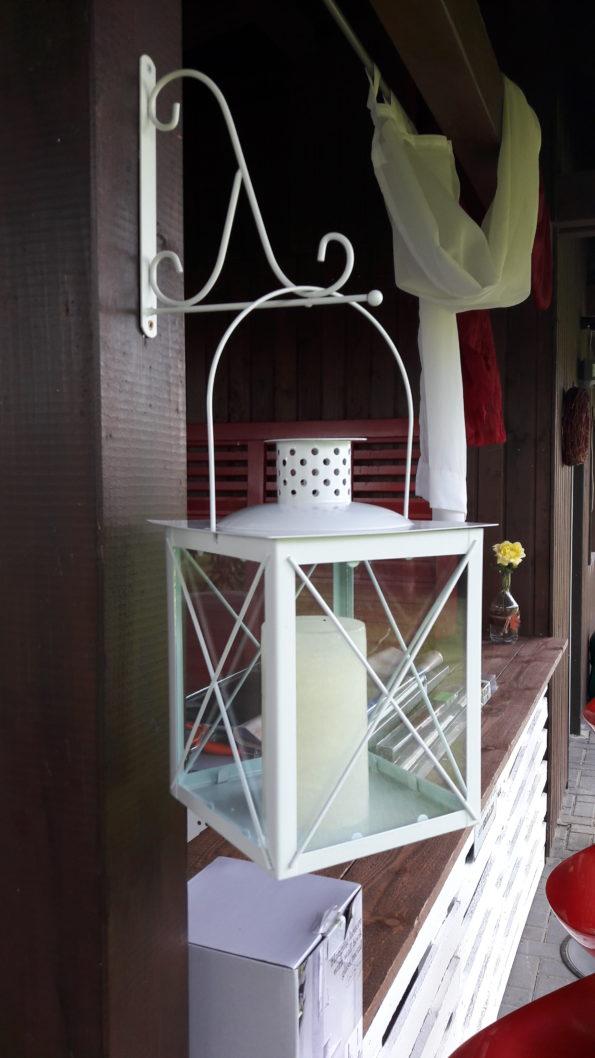 Paltten-Grillbar, Outdoorküche